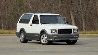 '91 GMC Typhoon