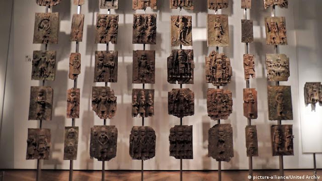 'A matter of fairness': New debate about Benin Bronzes in Germany