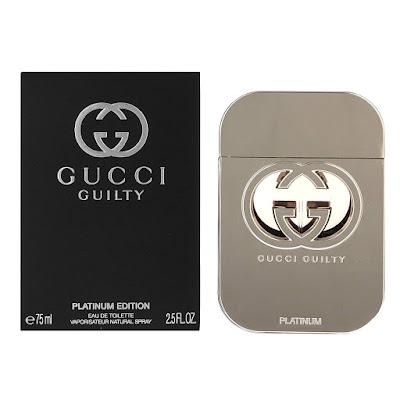 Parfum Wanita Gucci Guilty Platinum