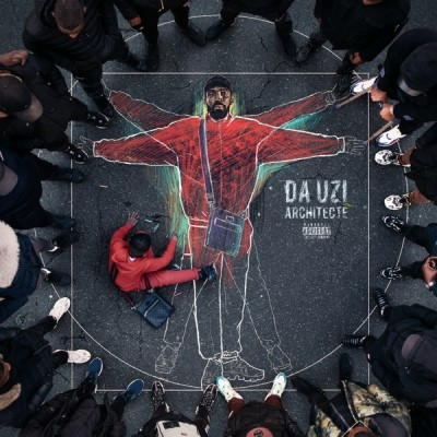 DA Uzi - Architecte (2020) - Album Download, Itunes Cover, Official Cover, Album CD Cover Art, Tracklist, 320KBPS, Zip album