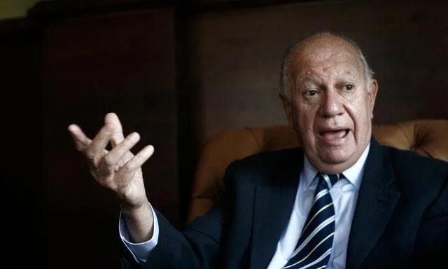 """Elección en Venezuela """"es una farsa"""", dice Ricardo Lagos"""