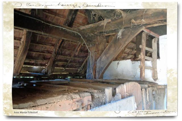 Hausforscher entdecken das Alte Pastorenhaus in Martfeld