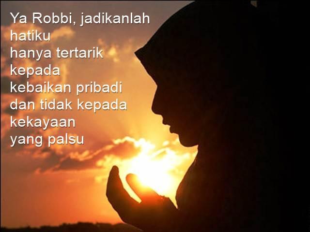 Kumpulan Kata Doa Bijak Islami