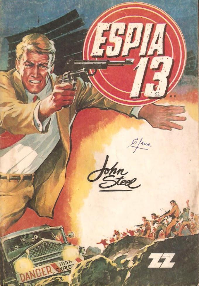 ESPIA 13- 053 -LEITURA ONLINE DE QUADRINHOS EM ESPANHOL
