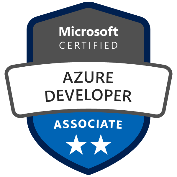 Microsoft Azure Developer Associate