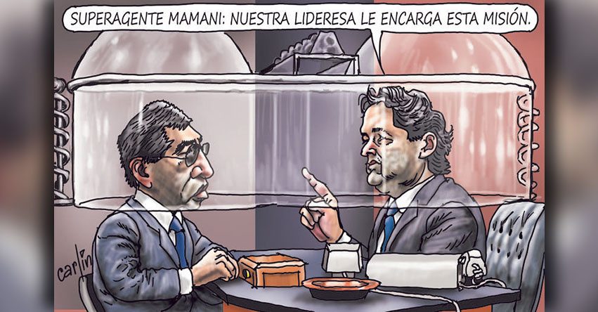 Carlincaturas Jueves 29 Marzo 2018 - La República