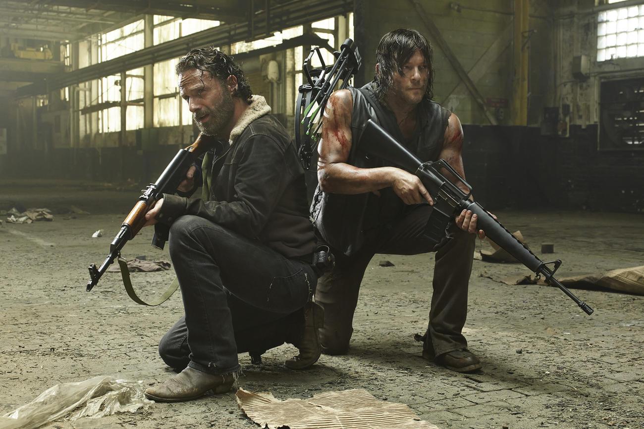 É oficial: 'The Walking Dead' é renovada para a nona temporada