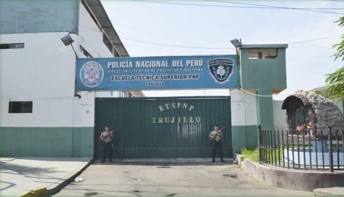 Escuela Técnico Superior PNP - ETS Trujillo