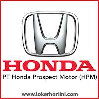 Lowongan Kerja PT Honda Prospect Motor Terbaru 2021