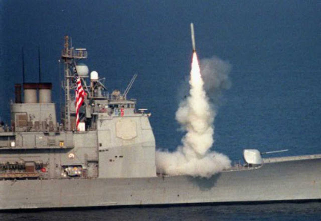 MDA: Kapal perang A.S. berhasil menembak jatuh rudal dalam uji di luar Hawaii
