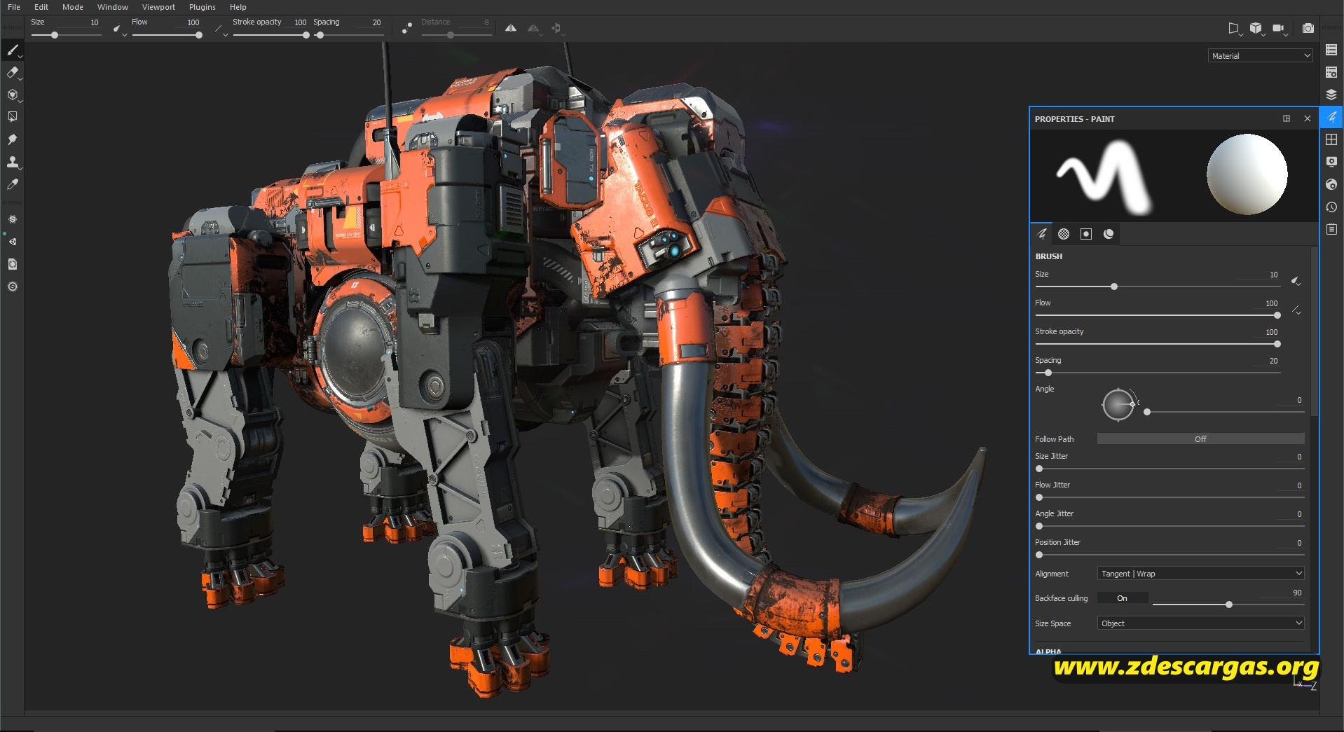 Adobe Substance 3D Painter Full Español