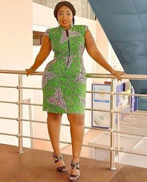 Nollwood Actress Anita Joseph Open Up Why She Decided To Stop Flaunting Her Body{READ}