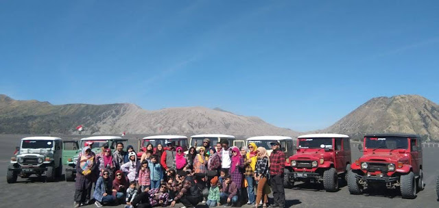 Bromo Tour Package 2 Day 1 Night 2020