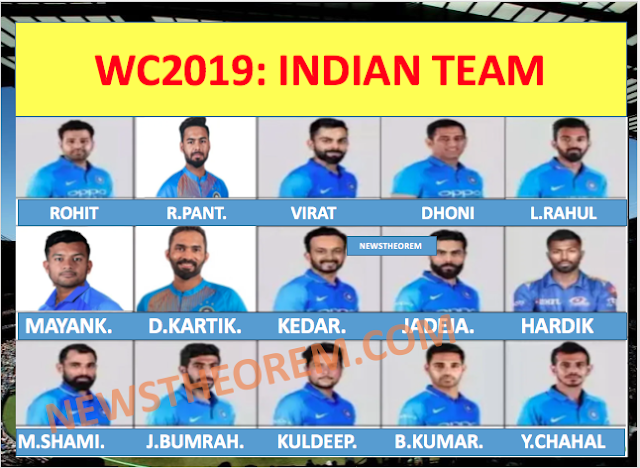 Dhoni vs Virat: Which Indian World Cup team is the most dangerous? Year 2011 or 2019