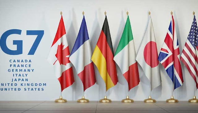 G7 Countries Converge to Halt Fuel and Diesel Consumption by 2030