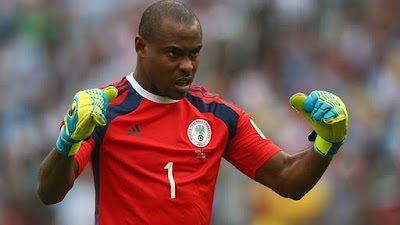 See The Conditions Alloy Agu Gave Vincent Enyeama For Return