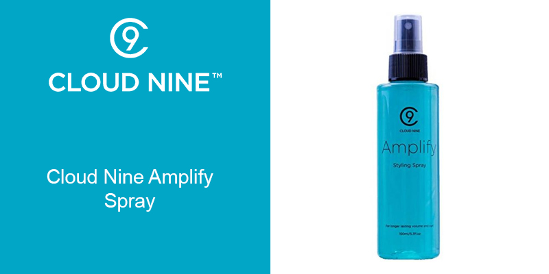 cloud nine hair spray