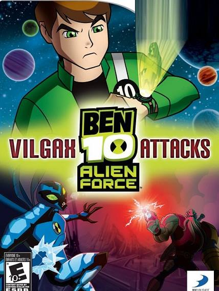 Next Ben 10 Alien Force Game 2016 For PC Free Download
