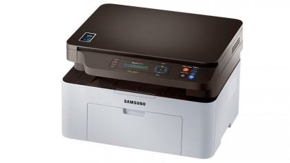 Samsung Xpress M2070W A wallet-friendly MFP with a smart Eco system
