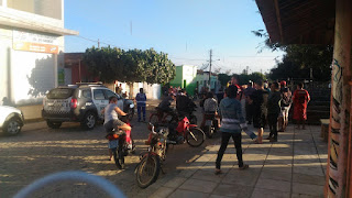 Comerciante é encontrada morta ao lado do mercado público nesta madrugada em Jaçanã