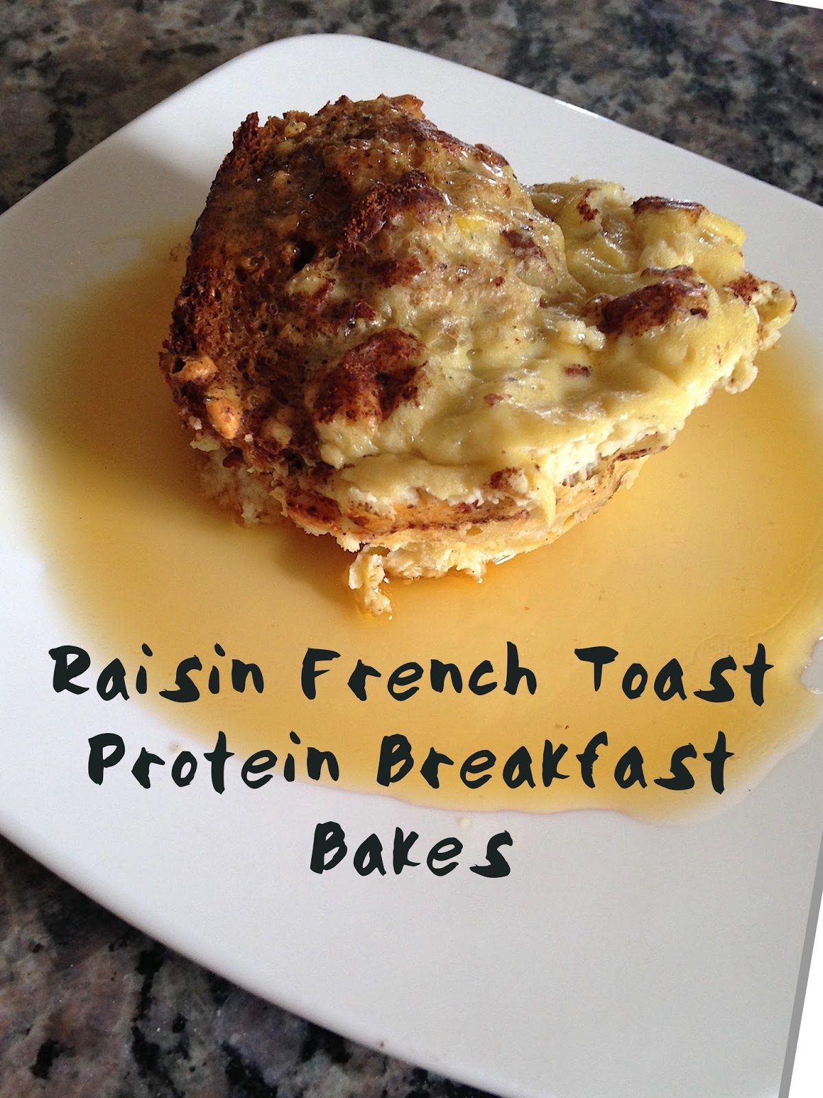 had never heard of a french toast flavored protein powder until i ...