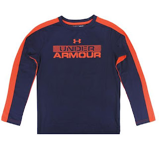 ua boys shirt - astros