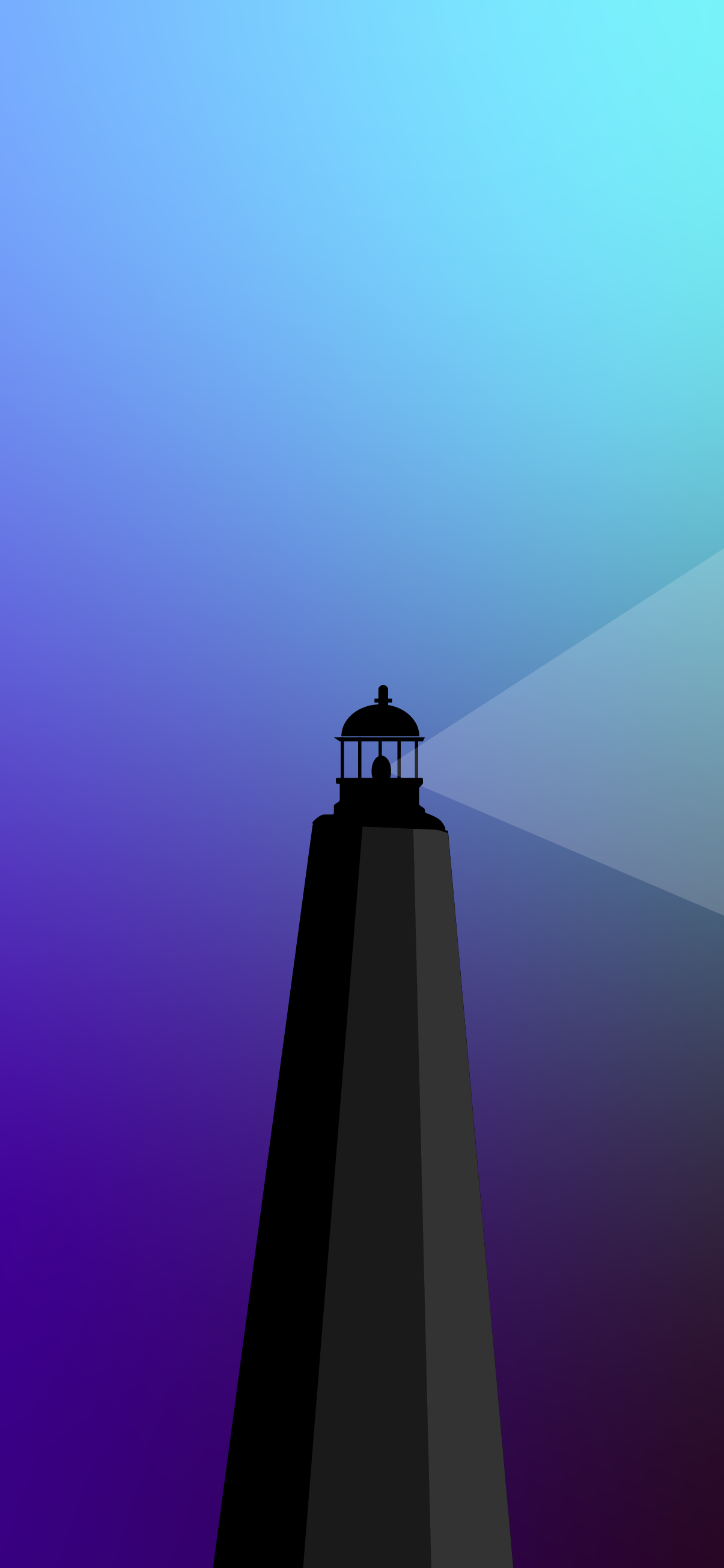 lighthouse minimalist and cool phone wallpaper hd 4k