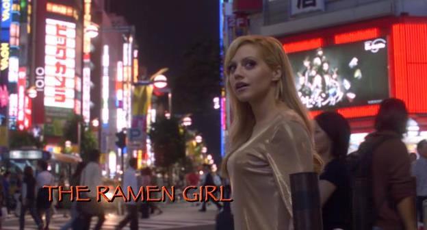 Resultado de imagen para The Ramen Girl (2008)