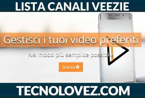 Lista Canali Veezie [NOVEMBRE 2020] - Come Vedere Film e Serie TV Gratis