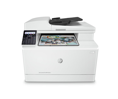 HP Color LaserJet Pro MFP M181fw Driver Download