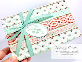 Nigezza Creates with Stampin' Up! Mosaic Mood