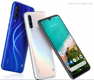 Xiaomi Mi A3 full Specification, Review & Price.