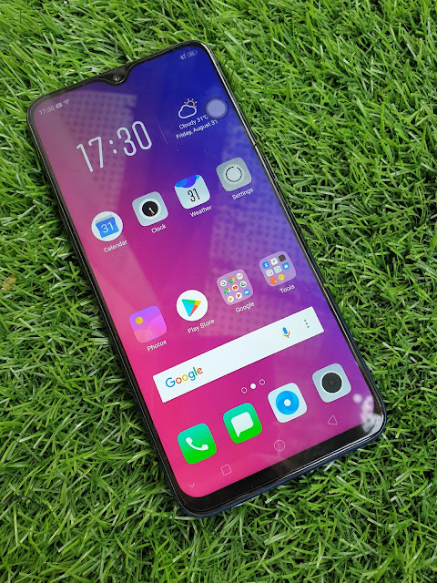 Oppo F9 Features