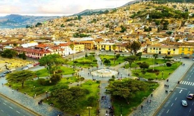 Valioso aporte: cooperación española financia obras en zona monumental de Cajamarca
