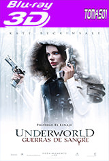 Underworld: Guerras de sangre (Inframundo 5) (2016) 3D SBS / HOU