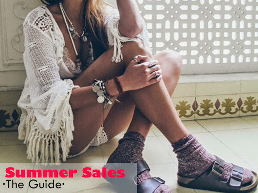 COCOGROOVE: summer sales 14: the guide