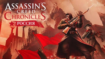 Assassins Creed Chronicles: Russia Free Download
