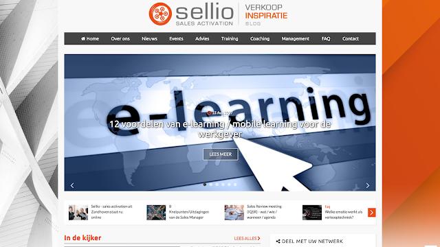 Sellio Sales Activation | Verkooptraining, -coaching, -advies & interim management | Zandhoven