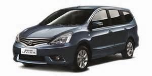 Mobil Nissan Grand Livina 1.5