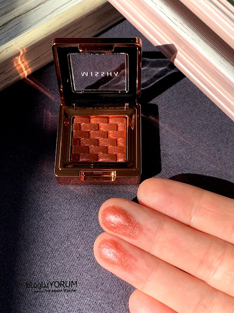 Missha Modern Shadow Italprism Göz Farı beauty hunt incelemesi 3