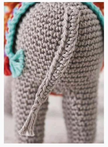 Cavalo Hayley da Zizidora Crochet Patterns   503x369