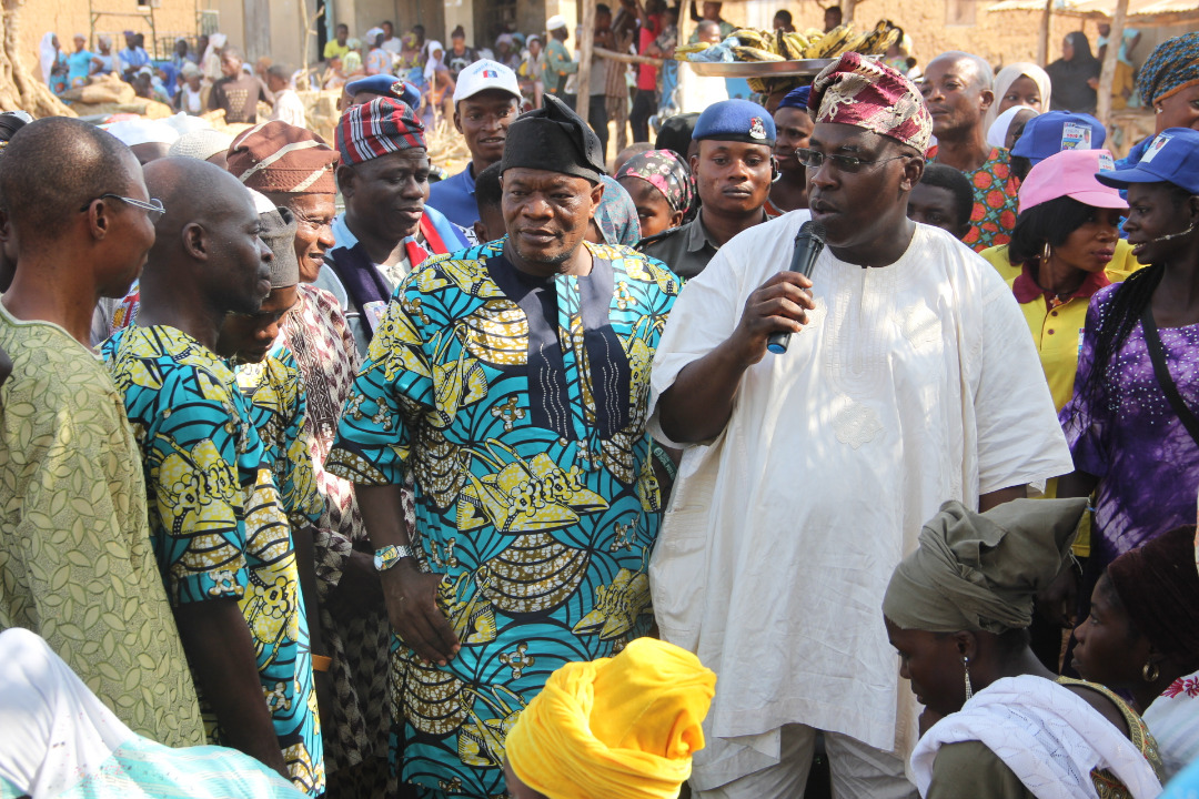 Image result for 'I will liberate Osun West'