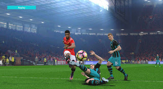 Gameplay For PES 17 by PES Mod Go'ip