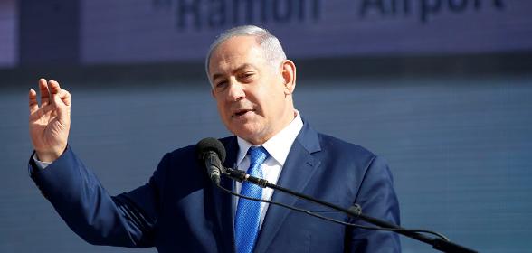 المدعي العام الإسرائيليـ يرفض مبدأ تنحية نتنياهو بسبب لائحة الاتهام.