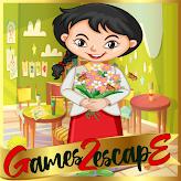 G2E Girl Escape To Farm