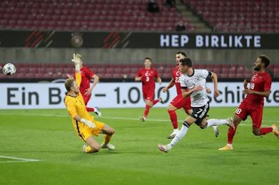 ملخص واهداف مباراة المانيا وتركيا (3-3) مباراة ودية
