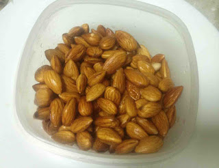 laddu almond