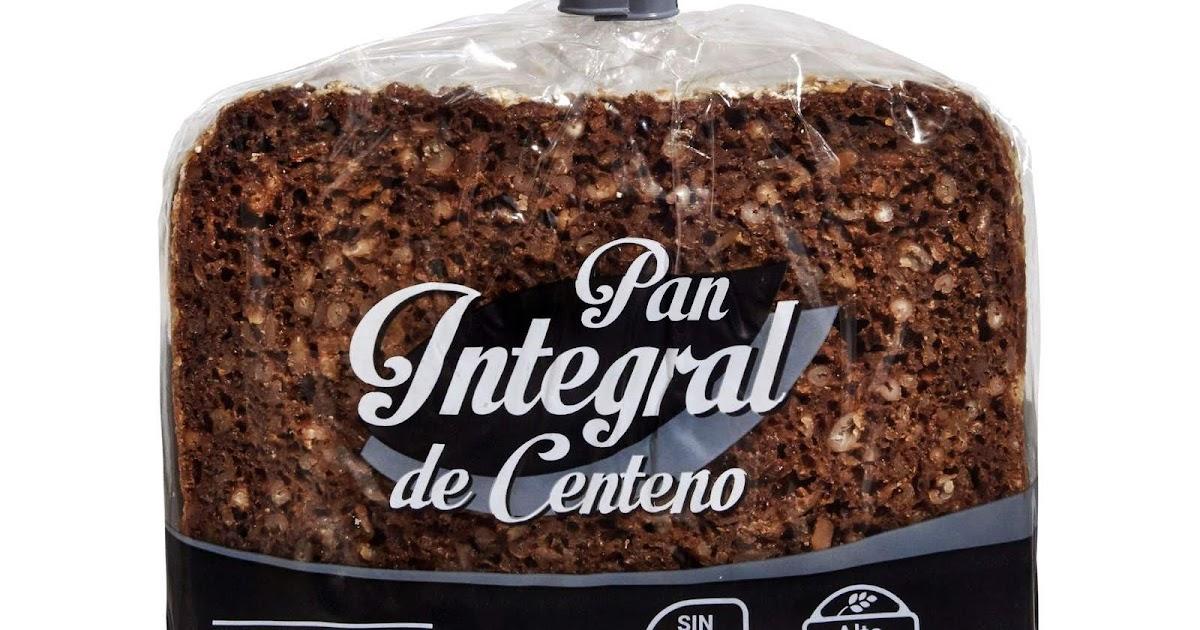 pan tostado integral hacendado valor nutricional