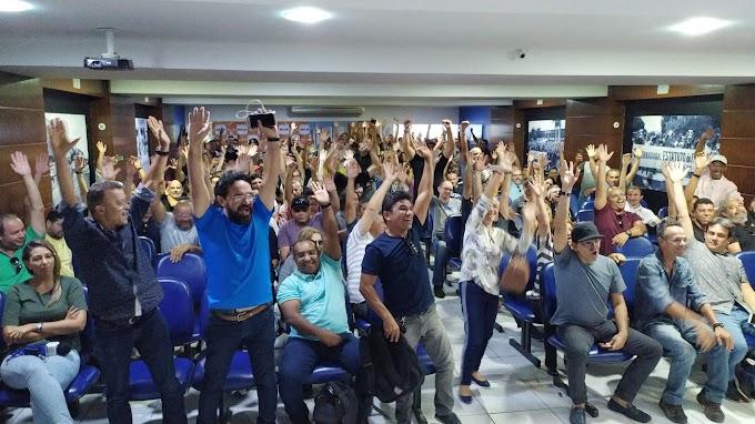 Policiais civis do RN aguardam proposta do governo Fátima até esta quinta