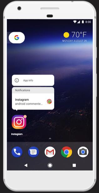 أندرويد 8  – Android Oreo